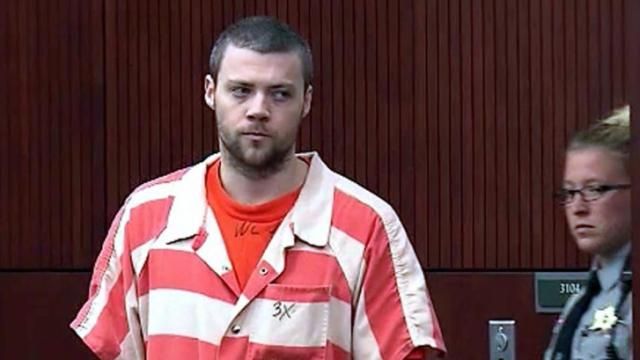 Alec Dane Redner appears in a Wake County courtroom March 3, 2014, for a bond hearing on charges that he threatened Raleigh Mayor Nancy McFarlane.