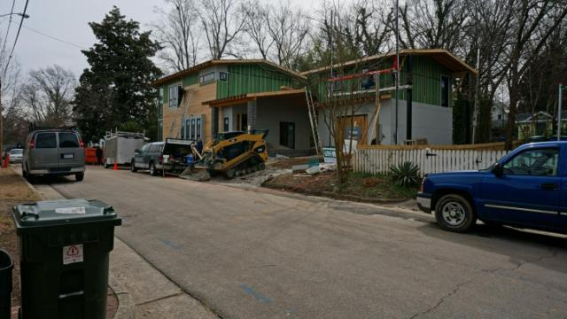 Oakwood's modern house