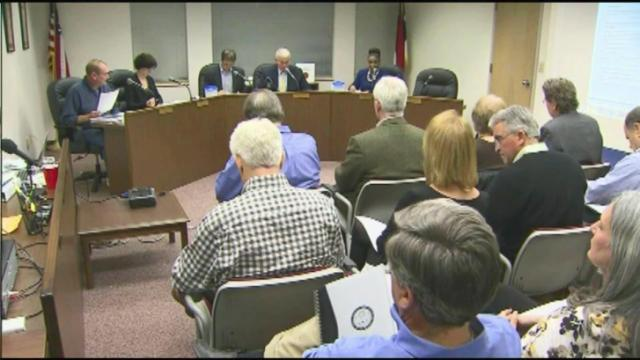 Pittsboro Board of Commissioners