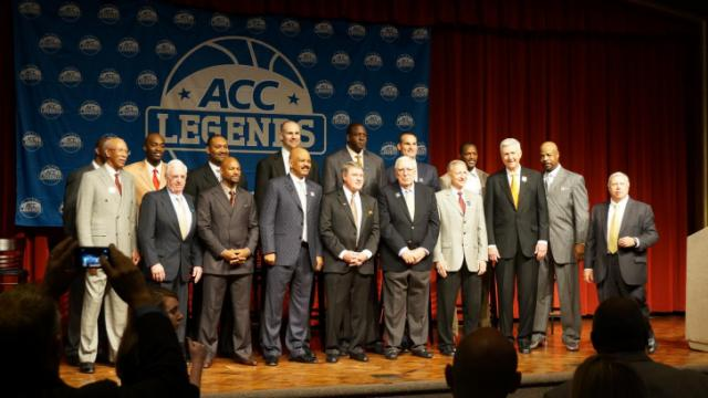 The ACC celebrated historical basketball success Saturday at the annual Legends Brunch.