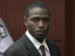 Jahaad Tariem Allah Marshall, 27, enters a Wake County courtroom on March 17, 2014, to stand trial in a series of home invasions in Raleigh in 2012 and 2013. A judge, however, later declared a mistrial in the case.