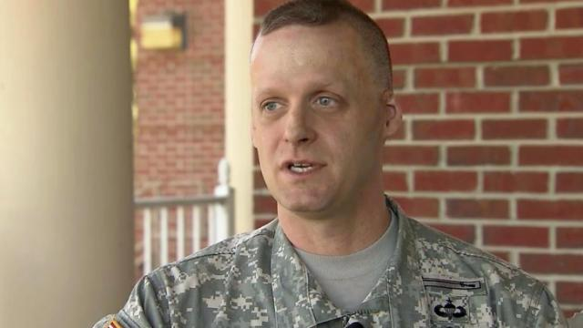 Lt. Col. Judson Nelson