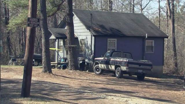 Holly Springs homicide