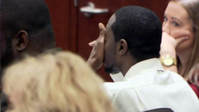 Jahaad Marshall in court