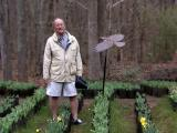 Chapel Hill man's yard blooming with generosity to help sick kids