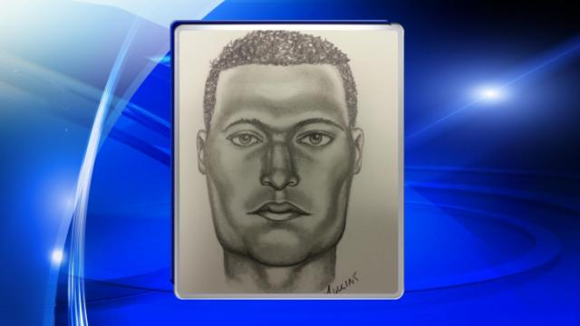 Cary police sketch