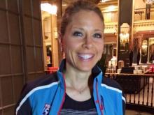 Former WRAL anchor Kelcey Carlson returns to Boston Marathon