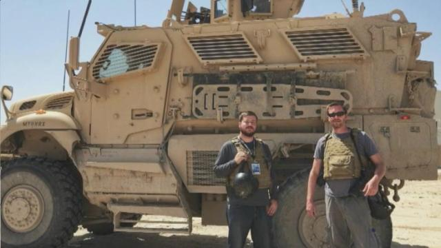 Fayetteville Observer reporter says soldiers's role in Afghanistan 'shifting'