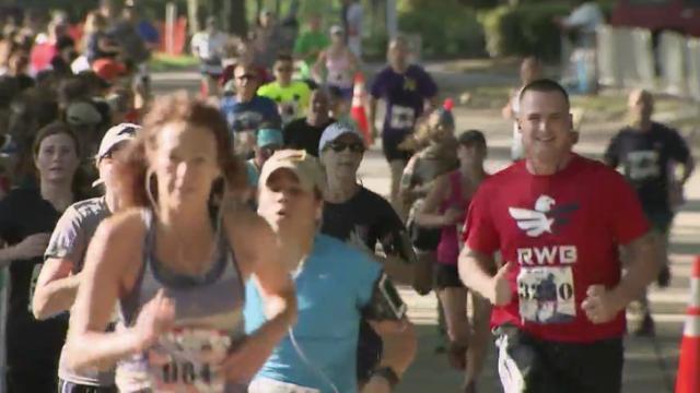 First All-American Marathon a runaway hit