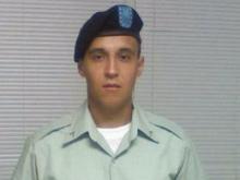 Sgt. Dwight Burn. Photo courtesy of Cintia Vasquez.