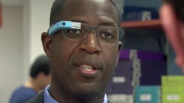 Raleigh optometrist fits Google Glass with prescription lenses