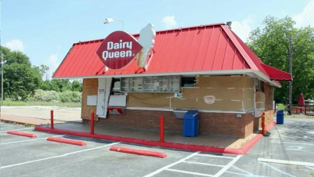 Clinton Dairy Queen
