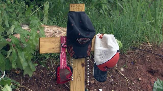 Memorial to teen killed in street race