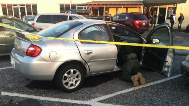 Fayetteville raid