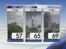 Day planner for Sunday, May 18, 2014
