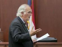 Armond Devega sentencing (opening remarks)