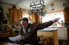 Ray Kemble blames gas drilling for 'contaminating my backyard.' In 2009, Pennsylvania regulators determined that poorly built well casings allowed potentially explosive concentrations of stray methane to leak into more than a dozen private drinking wells.