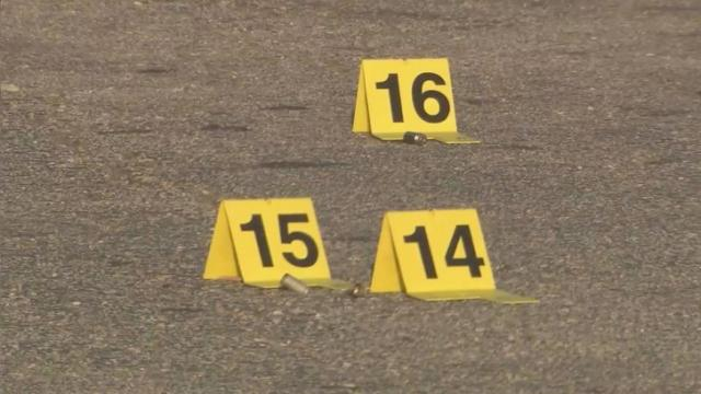 19 shots fired in Durham parking lot