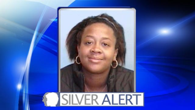 A Silver Alert was issued for Alexis Catherine Ellis.