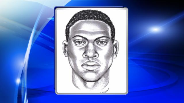 Durham police on June 18, 2014, released this composite sketch of a man wanted in connection with a sexual assault around 12:30 a.m. on May 25, 2014, in an alley between Ninth and Iredell streets.
