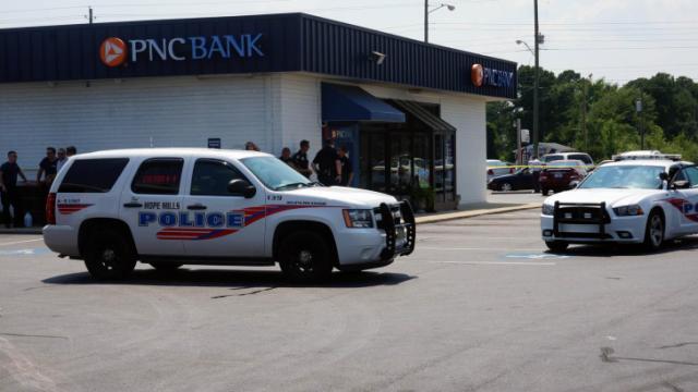 Hope Mills officer shooting