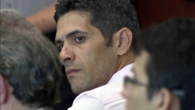 Rabah Samara in court