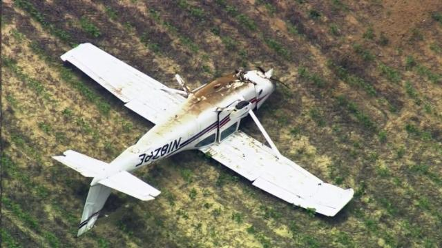 Halifax County plane crash
