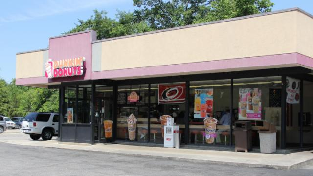 Dunkin' Donuts, at 1801 Capital Boulevard, closed its doors June 30, 2014, after 46 years of providing doughnuts and coffee to Raleigh.