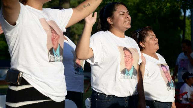 Rally to save Benson pastor from deportation