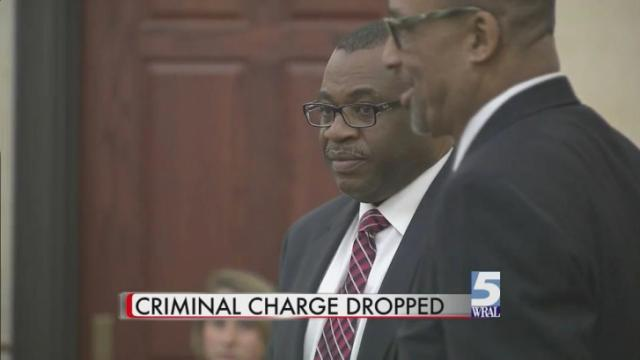 Sims: Nyang'oro sees criminal charge dropped