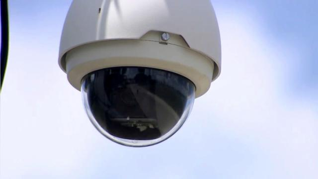 Surveillance cameras helping keep downtown Fayetteville safe