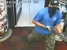 Durham GameStop robbery surveillance video 2