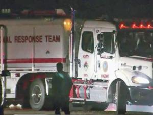 Vance County crews respond to hazmat situation