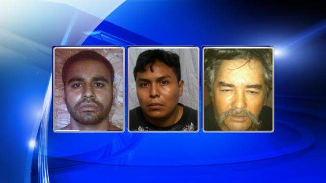 Juan Manuel Fuentes-Morales, Luis Castro-Villeda, and Reuben Cej