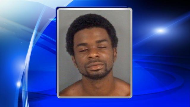 Noland McLean Jr., 26, of 2274 Ridge Manor Drive in Fayetteville