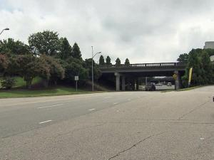 The state and city are working on a plan to replace the Capital Boulevard bridge over Peace Street.