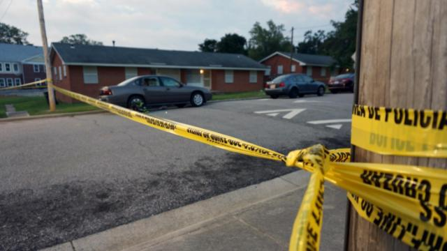 7-year-old killed in Wilson shooting
