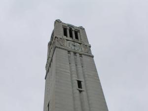 North Carolina State University Bell Tower