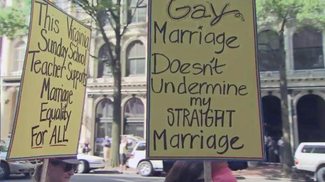ACLU could make new challenge against marriage amendment