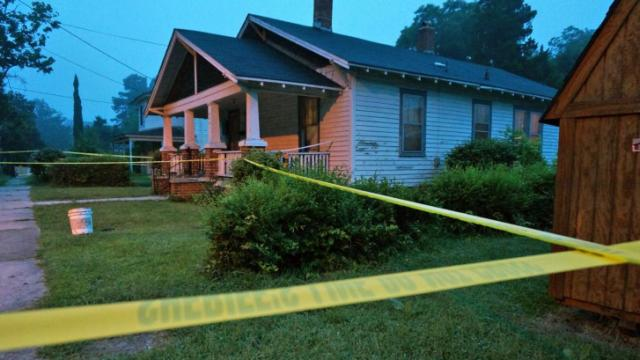 Toddler, teen killed in Halifax County shootings