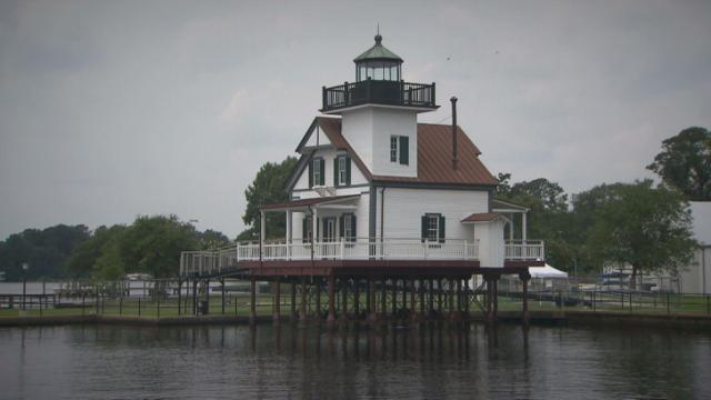 Roanoake River Lighthouse