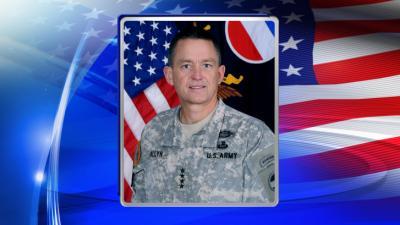 U.S. Army Gen. Daniel Allyn
