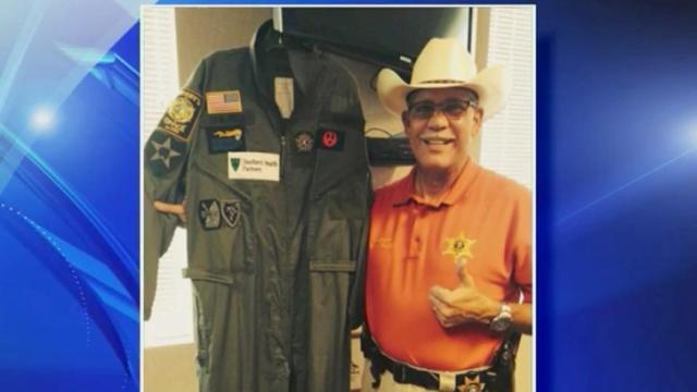 Rockingham County Sheriff Sam Page