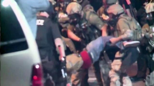 Ferguson protests, riots hit home for Triangle residents