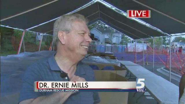 Dr. Ernie Mills