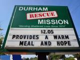 Durham Rescue Mission fears historic district will make area unaffordable