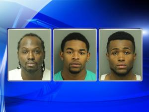 Arrests made in connection with Raleigh shooting, commercial robberies
