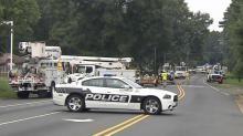 Man killed in Durham shooting, wreck