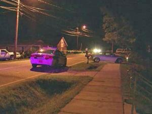A 4-year-old girl was in critical condition earlY Tuesday after being hit by a car in Durham, police said.