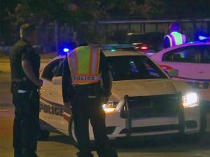 Female pedestrian hit in Fayetteville